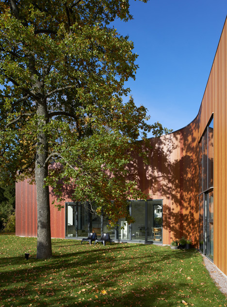 Fagerström House by Claesson Koivisto Rune