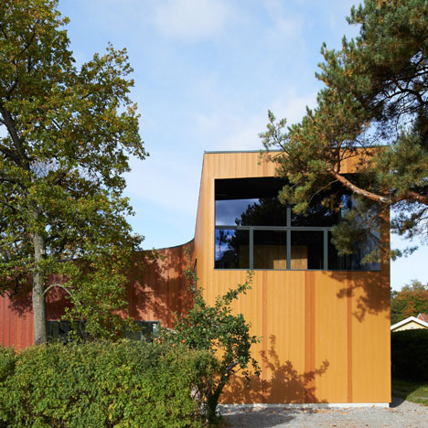 Fagerström House by Claesson Koivisto Rune