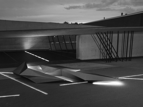 Prima by Zaha Hadid at Vitra Campus_3