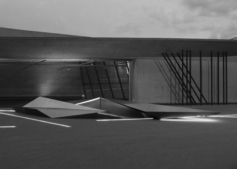 Prima by Zaha Hadid at Vitra Campus_4