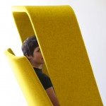 Windowseat Lounge by Mike & Maaike for Haworth Collection
