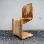 Wooden Panton by Matthias Brandmaier