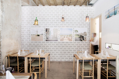 28Posti Restaurant by Francesco Faccin