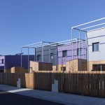 32 houses in Poitiers by Lanoire & Courrian