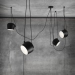 Aim lamps by Ronan and Erwan Bouroullec for Flos