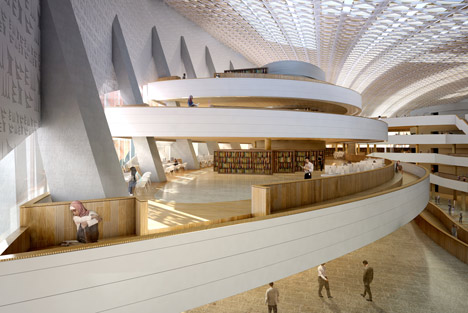 dezeen_Baghdad Library by AMBS Architects_4