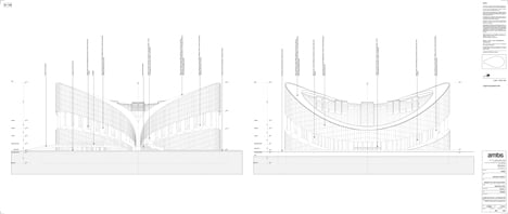 dezeen_Baghdad-Library-by-AMBS-Architects_north-and-south-elevation