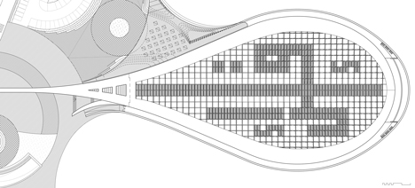 dezeen_Baghdad-Library-by-AMBS-Architects_roof-plan