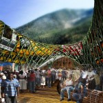 Bamboo construction for Haiti wins Foster + Partners Prize 2013