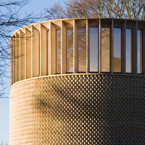 Chapel at Cuddesdon by Niall Maclaughlin
