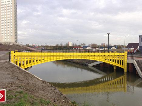 Bridges of Europe by Robin Stam
