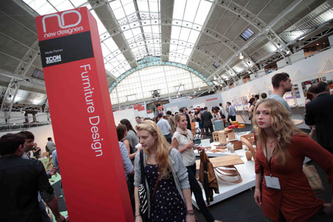Competition: tickets for New Designers 2013 Awards Preview Evenings to be won