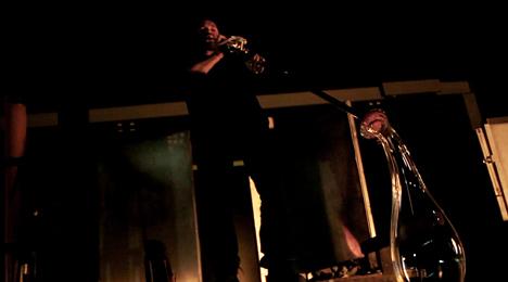 DMY Berlin 2013 tour with Joerg Suermann