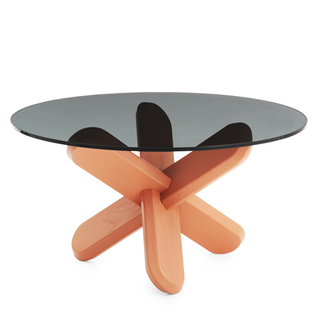 Coffee tables by Ding3000 for Normann Copenhagen