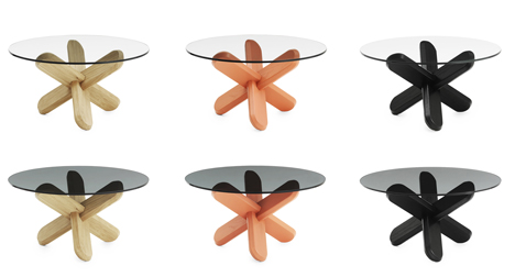 Ding Table by Ding3000 for Normann Copenhagen