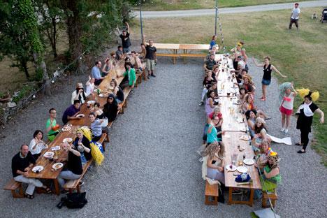 Domaine de Boisbuchet Summer Workshops 2013