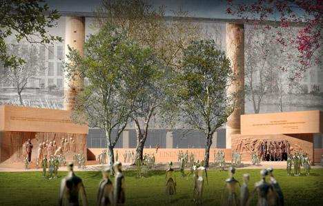 Frank Gehry design for Eisenhower memorial finally approved
