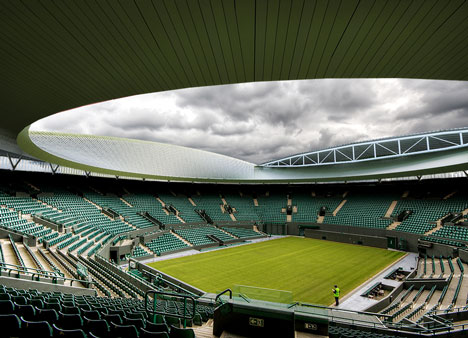 dezeen_Grimshaw reveals masterplan for Wimbledon_2