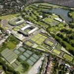 Wimbledon masterplan unveiled by Grimshaw