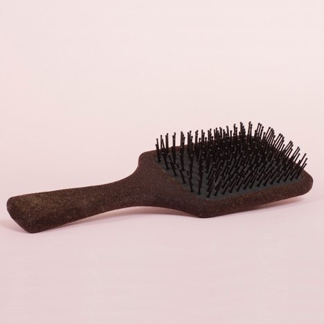 Hairbrush by Jack Beveridge and Lizzie Reid