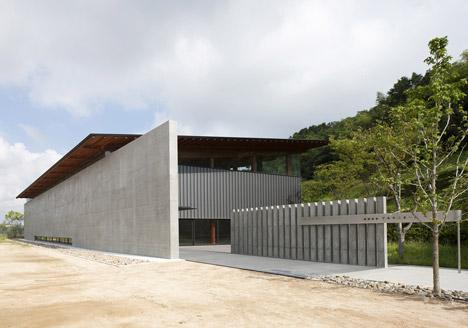 Harmonie Hall by Takenaka Corporation