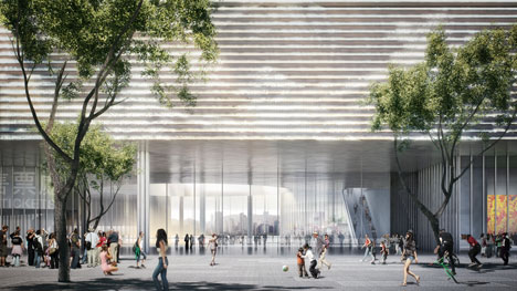 Herzog & de Meuron to design M plus museum in Hong Kong