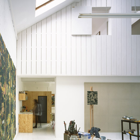 House for a Painter by&ltbr /&gt Dingle Price Architects
