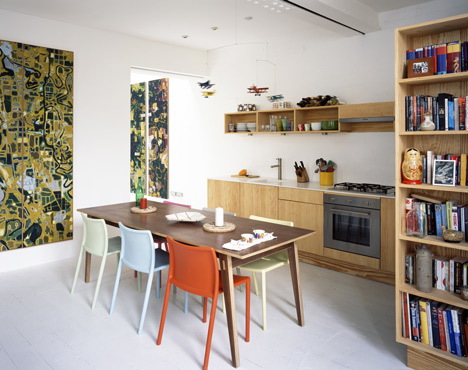 House for a Painter by Dingle Price Architects