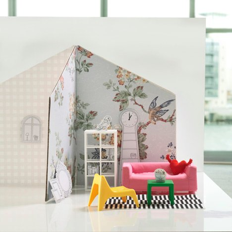 IKEA launches furniture for dolls' houses