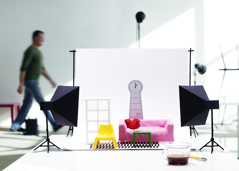 IKEA launches miniature furniture for dolls houses