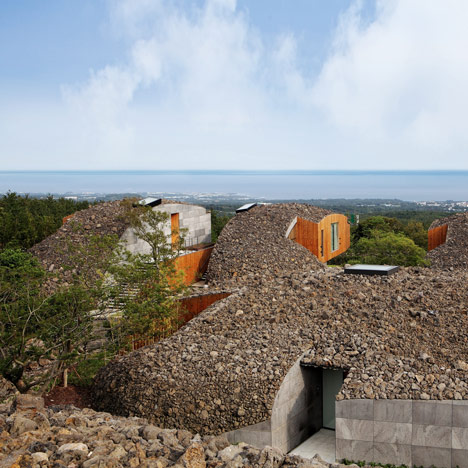 dezeen_Jeju Ball by Kengo Kuma and Associates_1sq