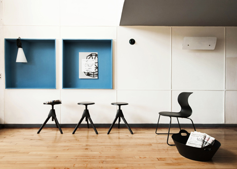 dezeen_Konstantin Grcic at Appartement N°50_8
