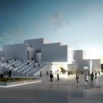 BIG's designs for Lego visitor centre unveiled