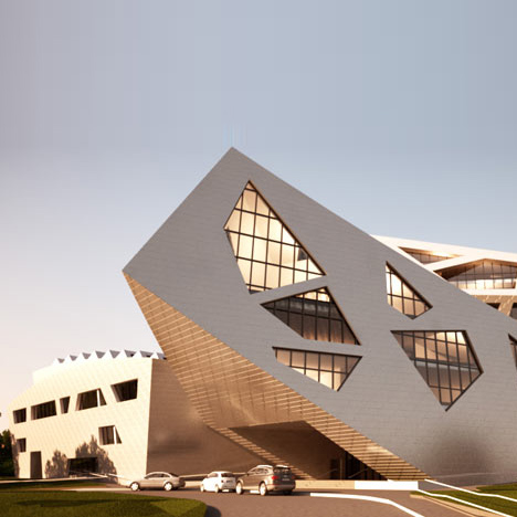 Daniel Libeskind dismisses allegations of unlawful payments from Leuphana University