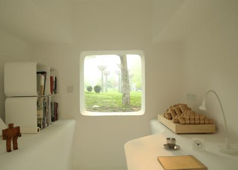 Micro House in Tsinghua by Studio Liu Lubin