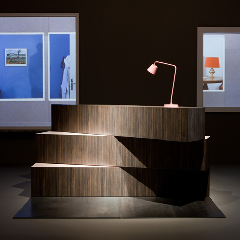 """OMA's furniture collection for Knoll """"turns industry into a fetish"""""""