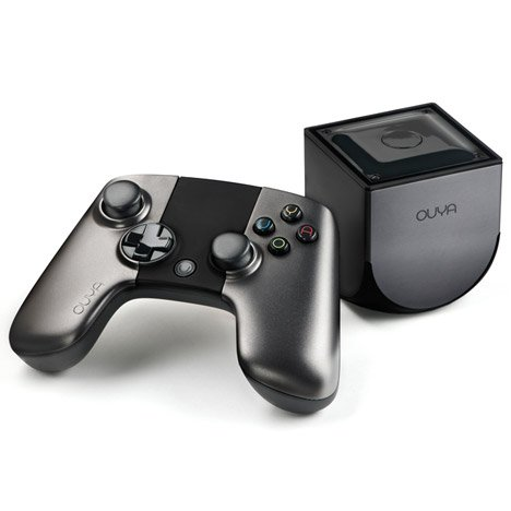 OUYA by Fuseproject
