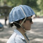 Paper Pulp Helmet by Tom Gottelier, Bobby Petersen and Ed Thomas