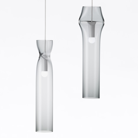 Press Lamp by Nendo for Lasvit
