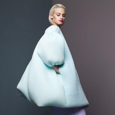 RCA Fashion 2013 collection by Xiao Li