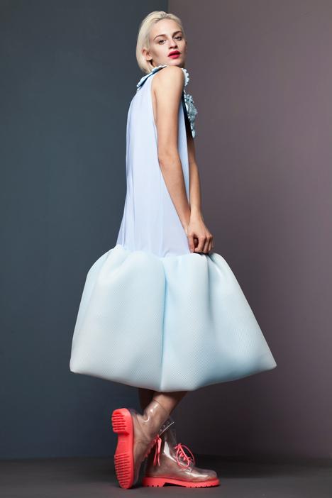 RCA Fashion Show 2013 Xiao Li