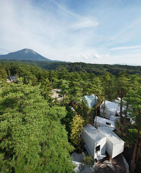 dezeen_ Residence of Daisen by Keisuke Kawaguchi+K2-Design_1