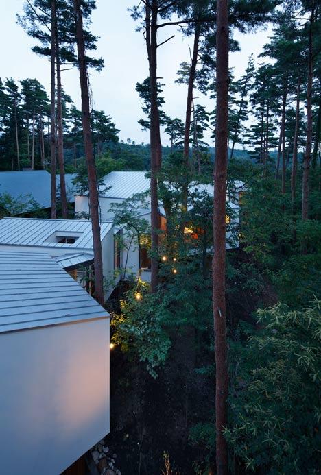 dezeen_ Residence of Daisen by Keisuke Kawaguchi+K2-Design_15