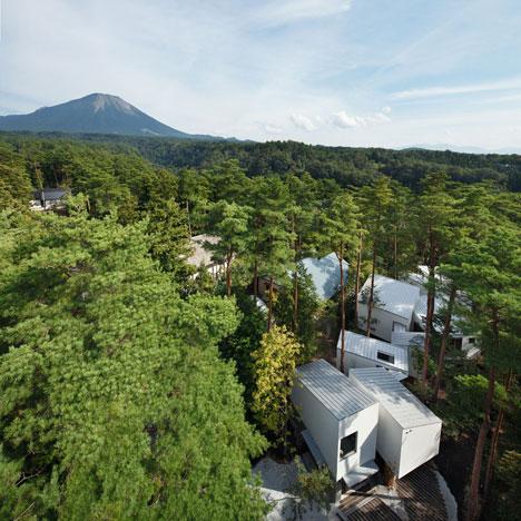 Residence of Daisen by Keisuke Kawaguchi+K2-Design