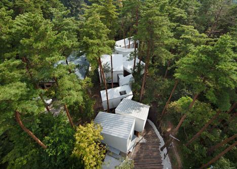dezeen_ Residence of Daisen by Keisuke Kawaguchi+K2-Design_2