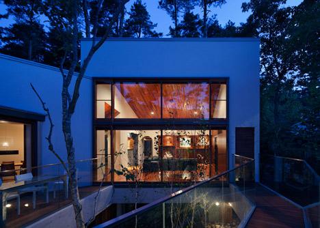 dezeen_ Residence of Daisen by Keisuke Kawaguchi+K2-Design_3