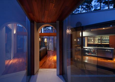 dezeen_ Residence of Daisen by Keisuke Kawaguchi+K2-Design_4