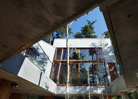 dezeen_ Residence of Daisen by Keisuke Kawaguchi+K2-Design_7