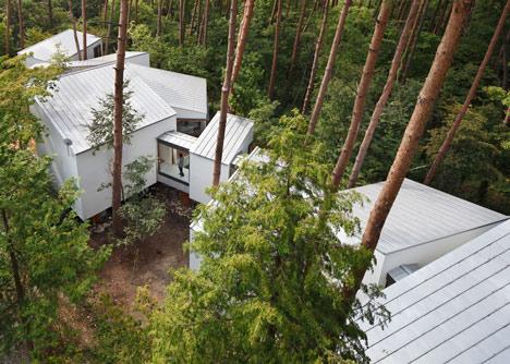 dezeen_ Residence of Daisen by Keisuke Kawaguchi+K2-Design_8