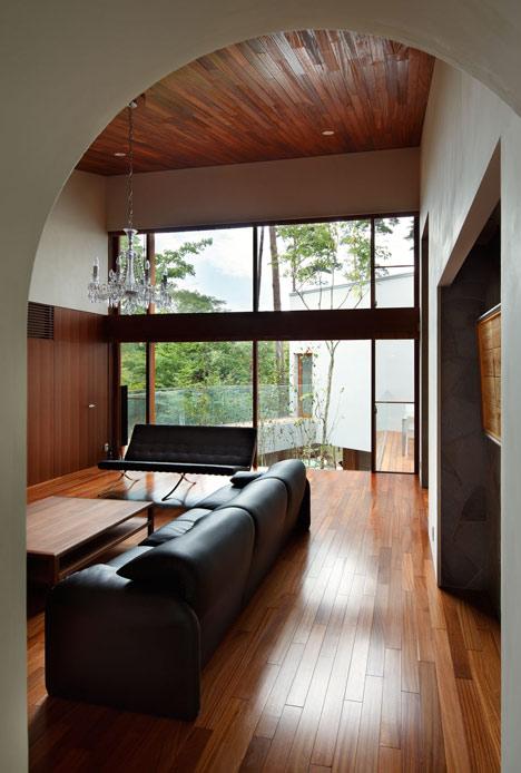 dezeen_ Residence of Daisen by Keisuke Kawaguchi+K2-Design_9